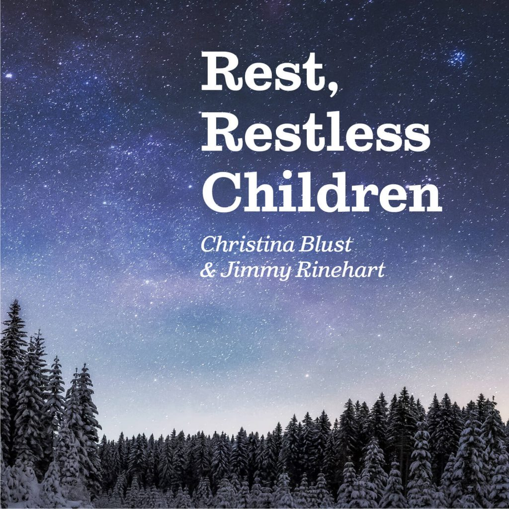 Rest Restless Children Single Art